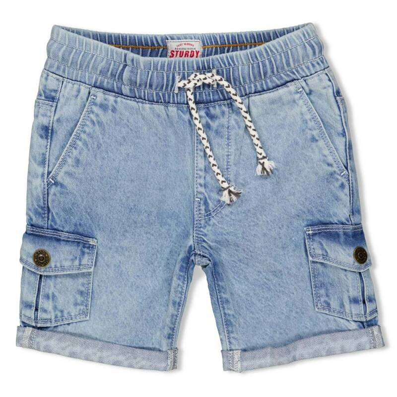 Sturdy Short - Summer Denims