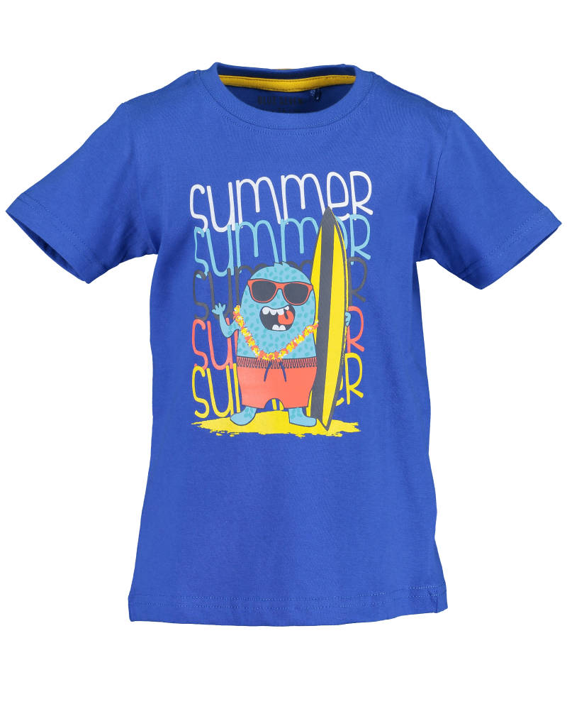 -50% Blue Seven Blauw t-shirt Summer