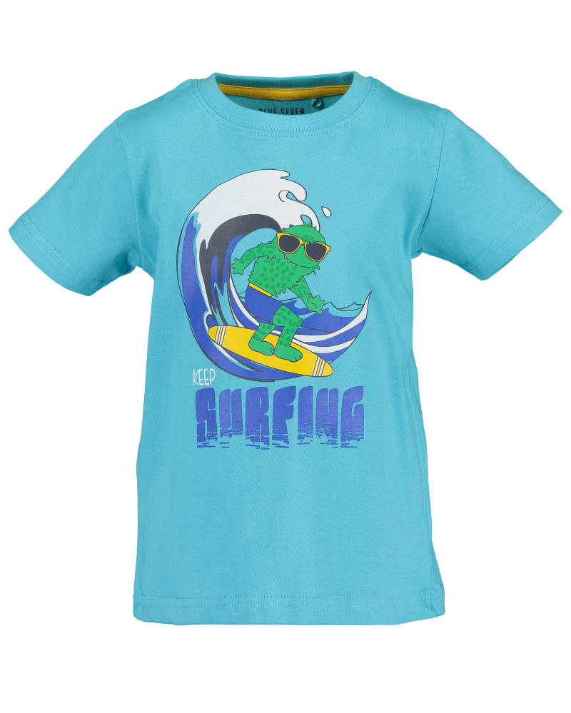 -50% Blue Seven Aqua t-shirt Keep Surfing