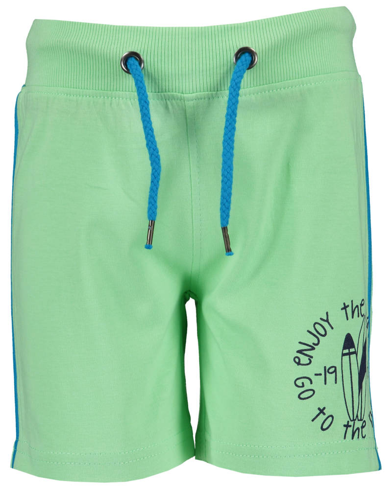 Blue Seven Mintgroene short Surf