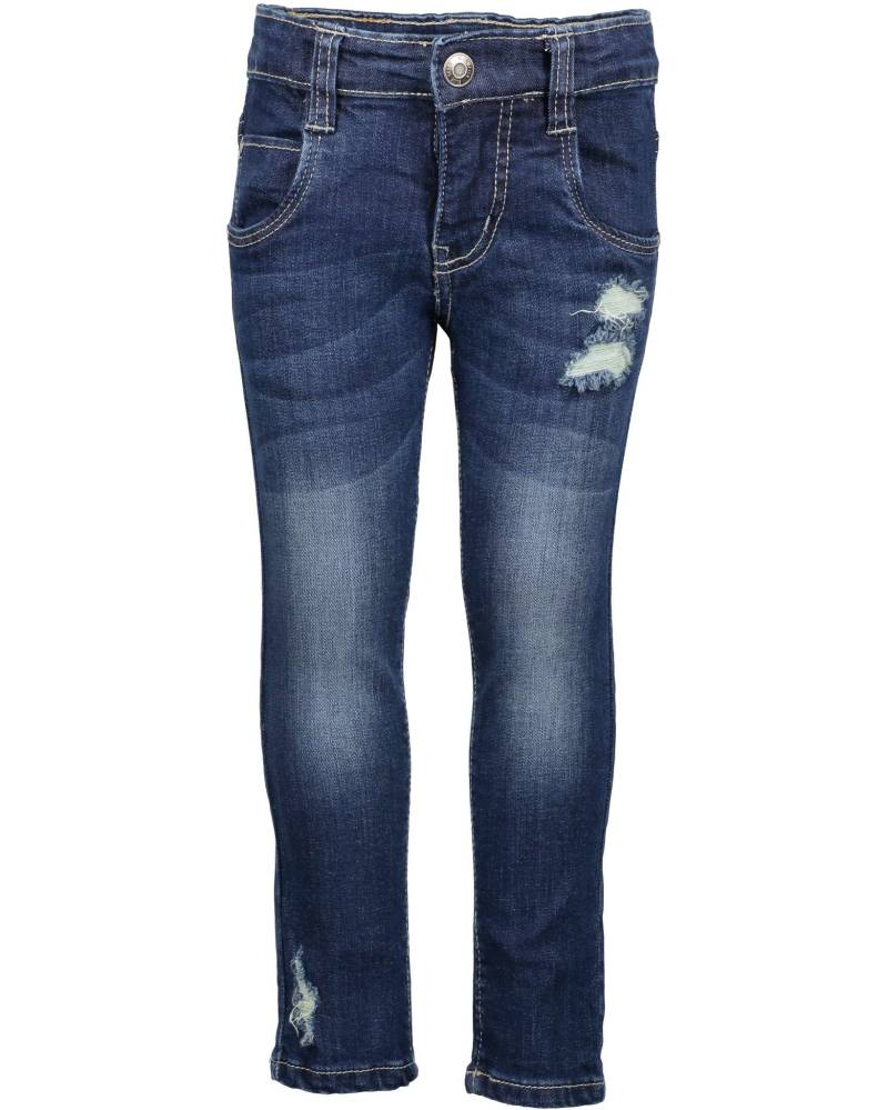 -50% Blue Seven Kn Jogjeans destroyed