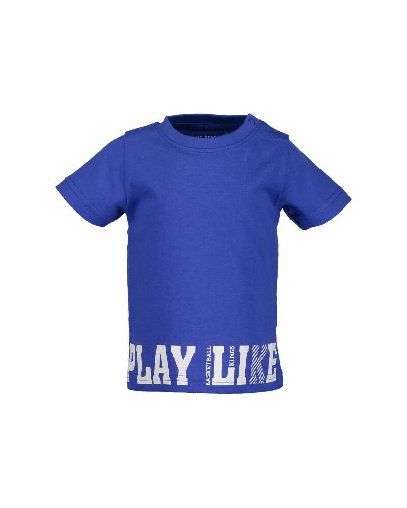 -50% Blue Seven Blauw t-shirt Play like a champ