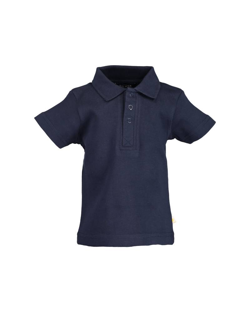 -50% Blue Seven Donkerblauwe polo