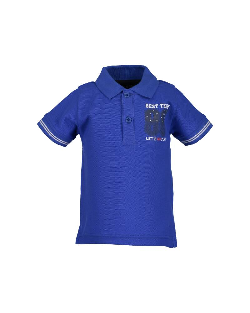 -50% Blue Seven Blauwe polo 86