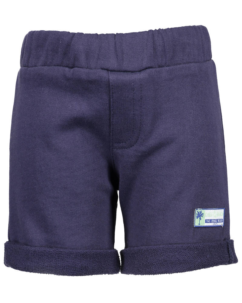 -50% Blue Seven donkerblauw short Chief of the beach