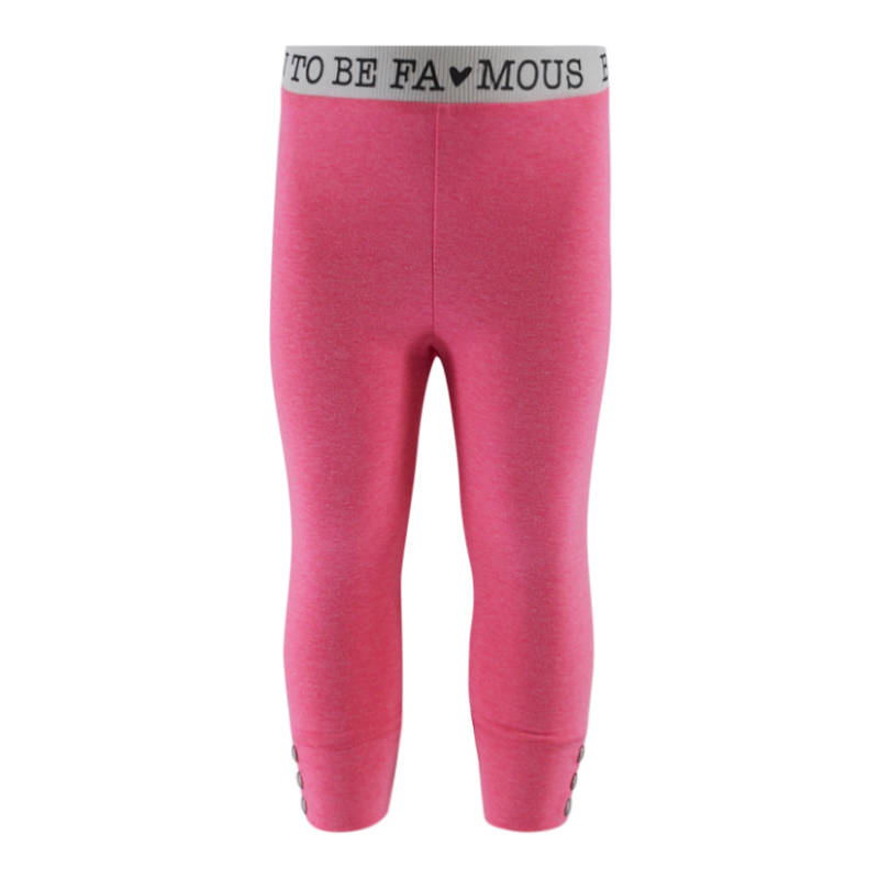 -50% Born to be Famous Roze legging
