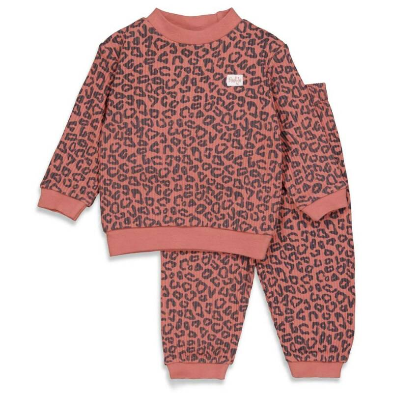Feetje Family Fashion Edition Wafel pyjama Terra Baby & Kids