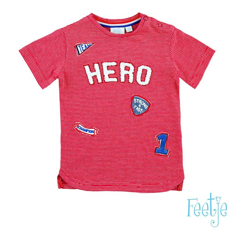 -50% Feetje T-shirt Hero Gym