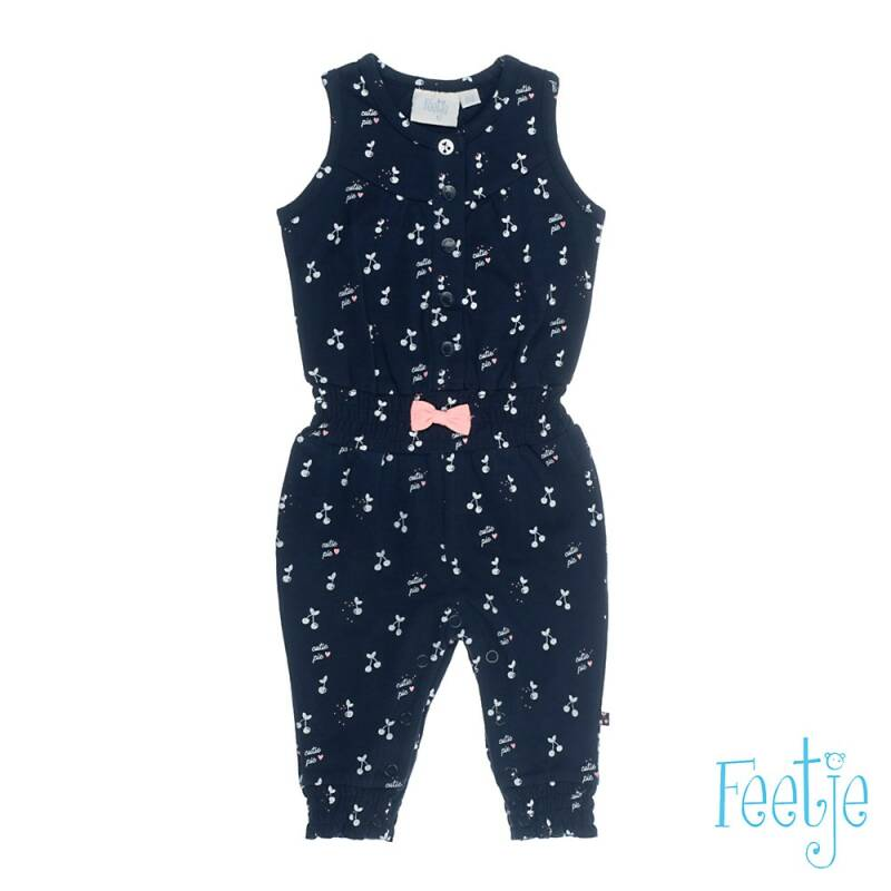 Feetje Jumpsuit AOP Cherry Sweet