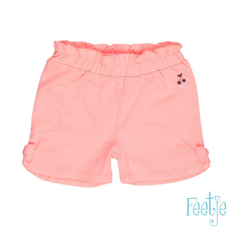 Feetje Short uni Cherry Sweet