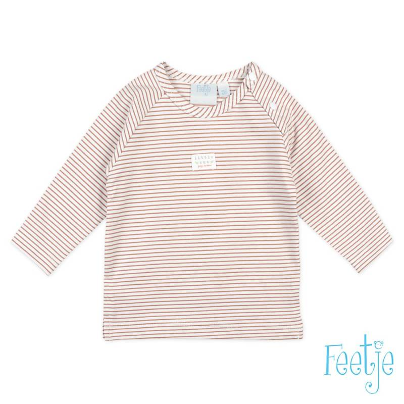 -50% Feetje Longsleeve streep - Little One