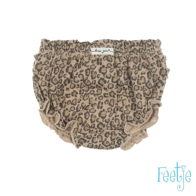 Feetje Short - Panther Perfect