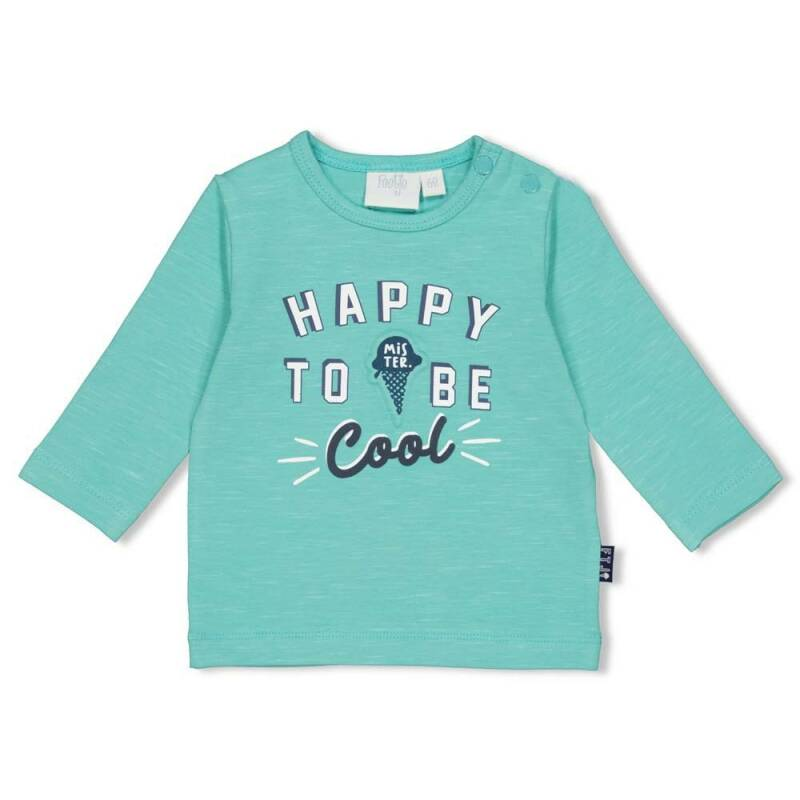 Feetje Longsleeve Happy - Team Icecream