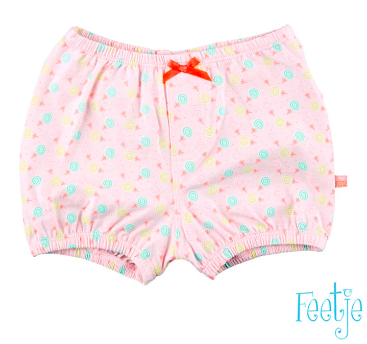 -65% Feetje short Sweets