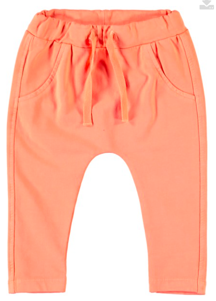 -50% NBMDEKAL SWE PANT UNB SHOCKING ORANGE