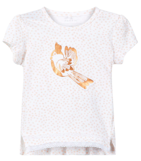 -50% NBFDEMAREN SS TOP BOX PEACHY KEEN