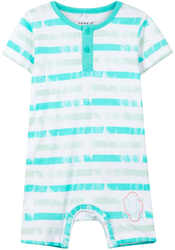 -50% NBMDESTON SS SUNSUIT POOL BLUE