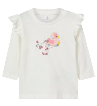 -50% Name it NBFTULLE LS TOP Snow White