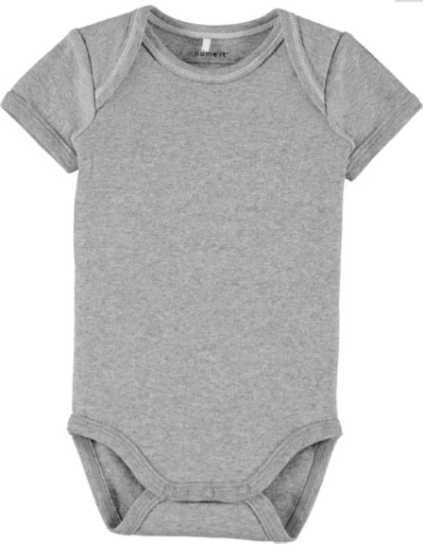 -50% Name it grijze romper