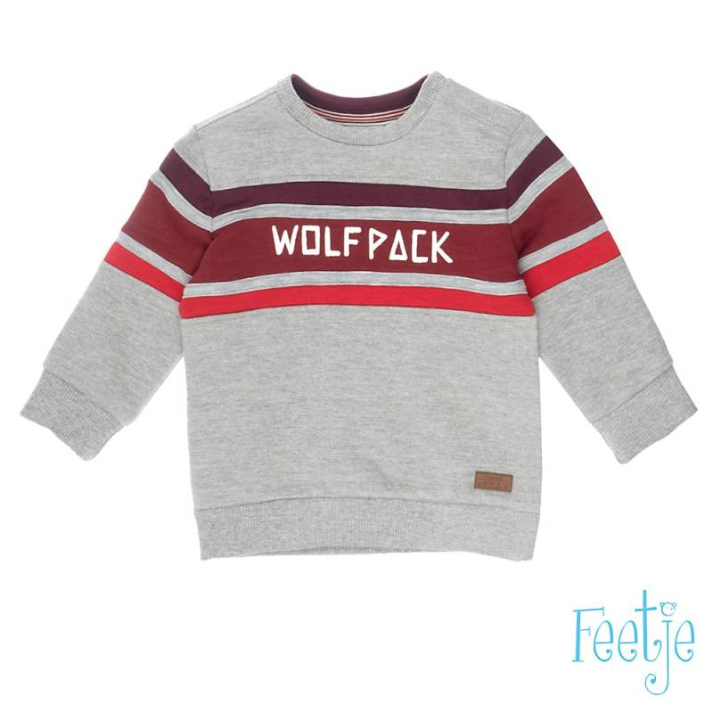 -50% Feetje Sweater Wolf Pack - Good Fellows
