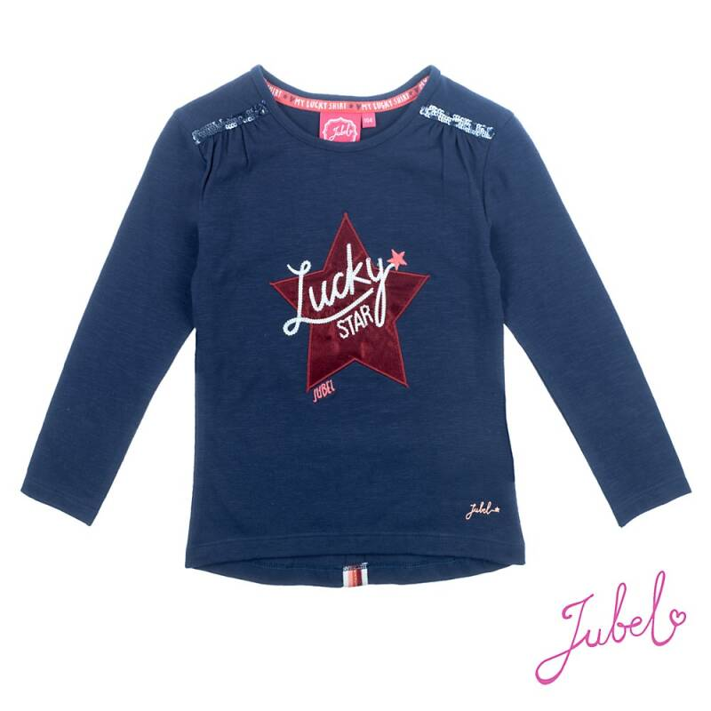 -50% Jubel Longsleeve - Lucky Star