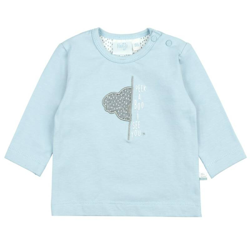 Feetje Longsleeve Peek A Boo - We Are Family Boys