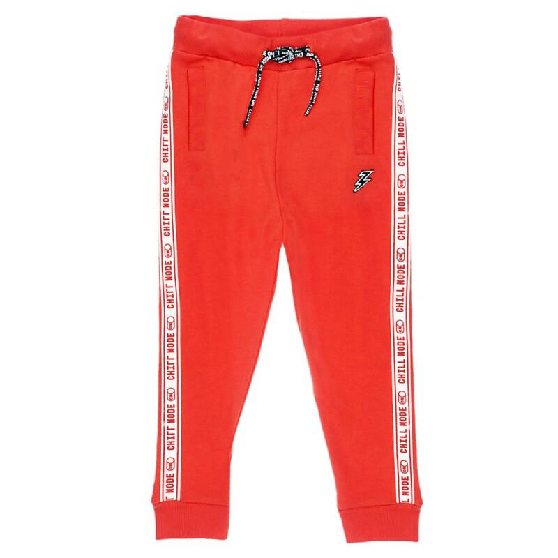 -50% Sturdy Sporty broek - Popcorn Power
