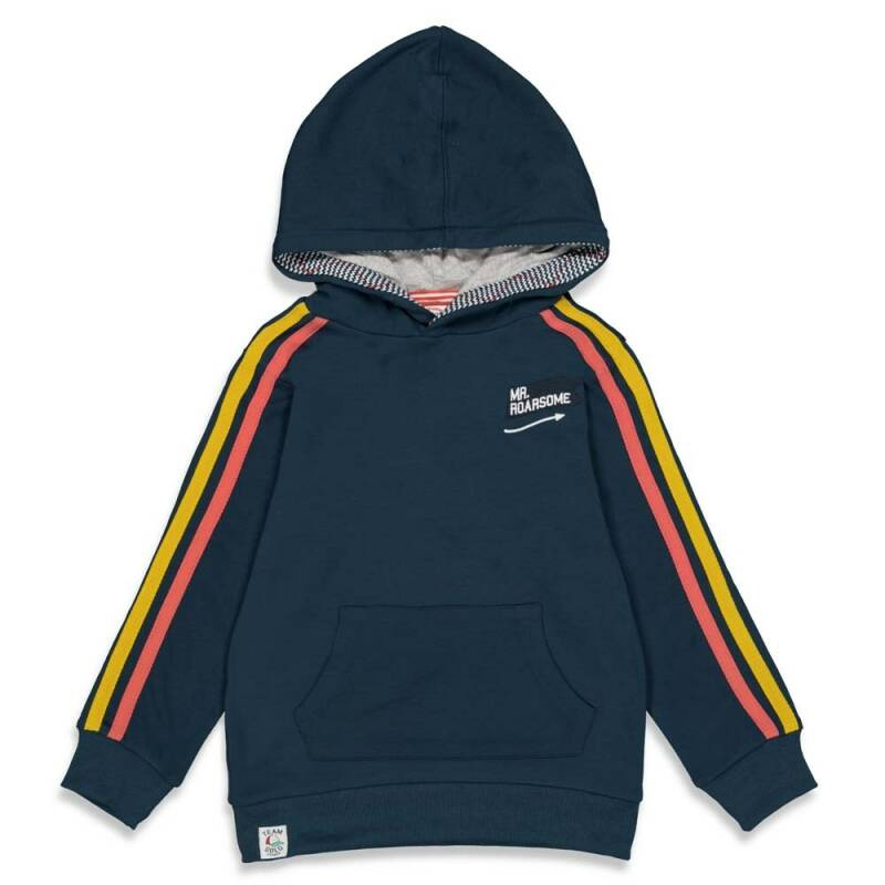 Sturdy Hoody - Press And Play