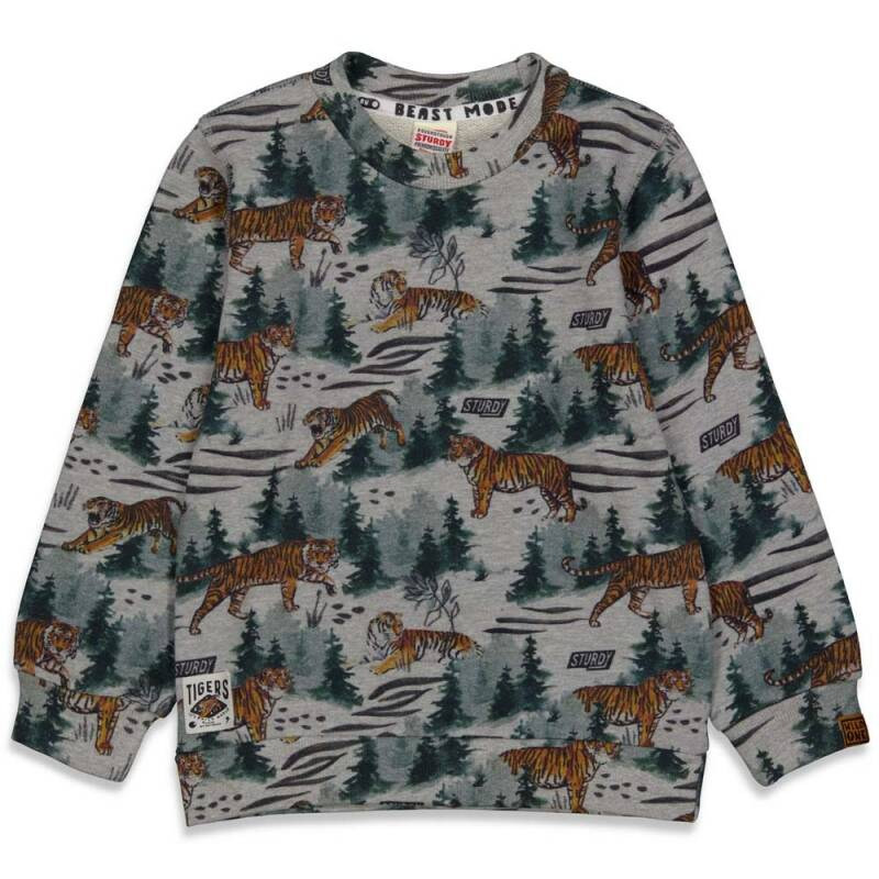 Sturdy Sweater AOP - Wild Things