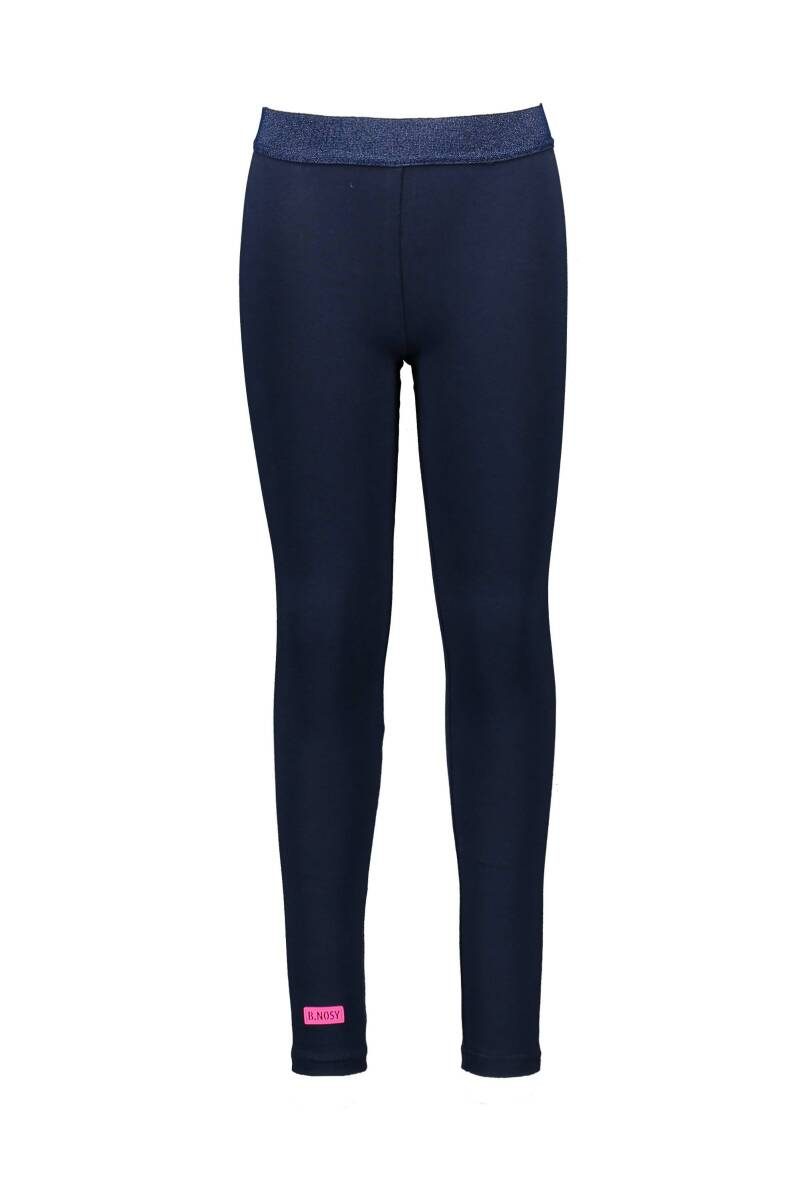 -50% B.Nosy Donkerblauwe legging Space blue