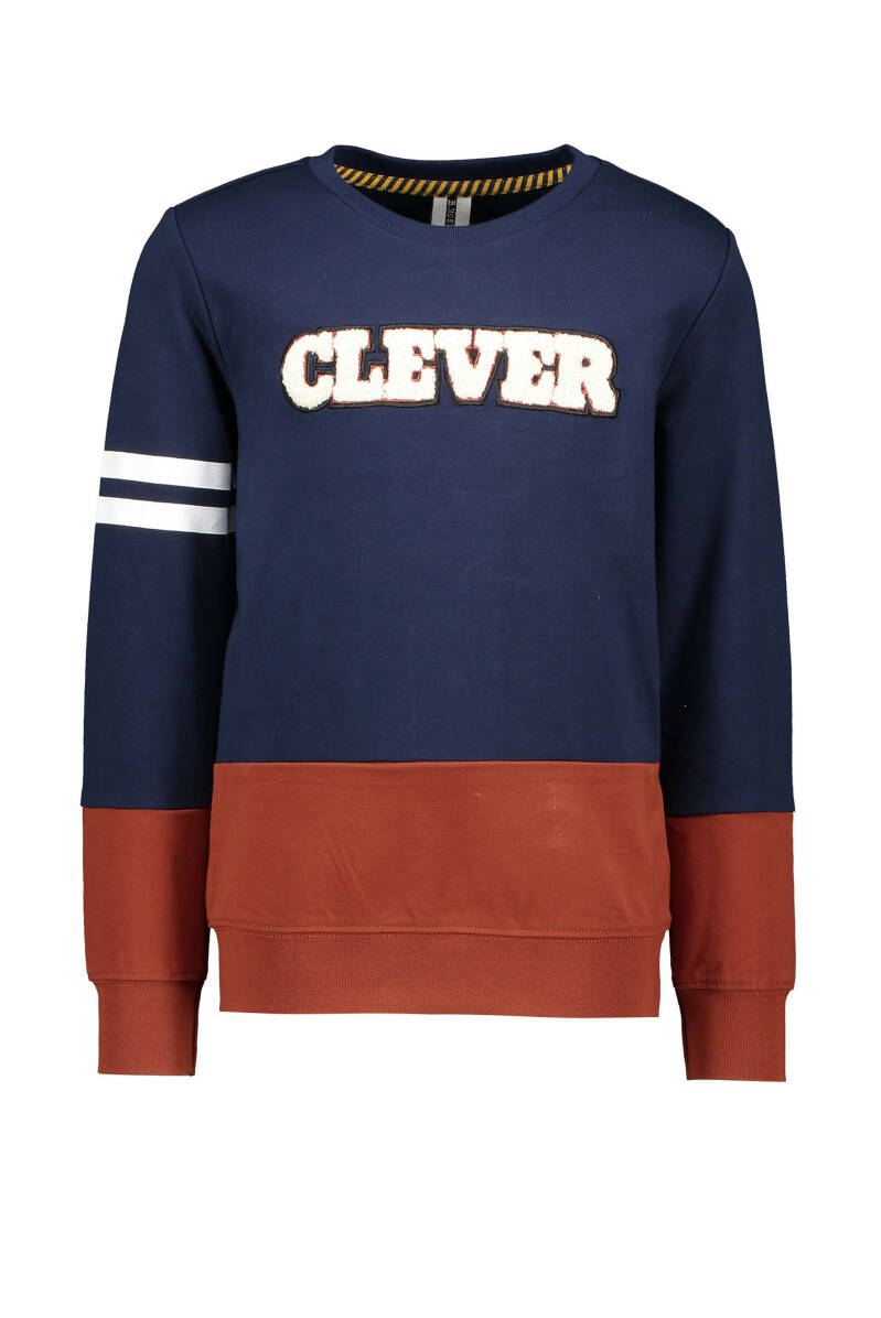 B.Nosy Sweater Clever