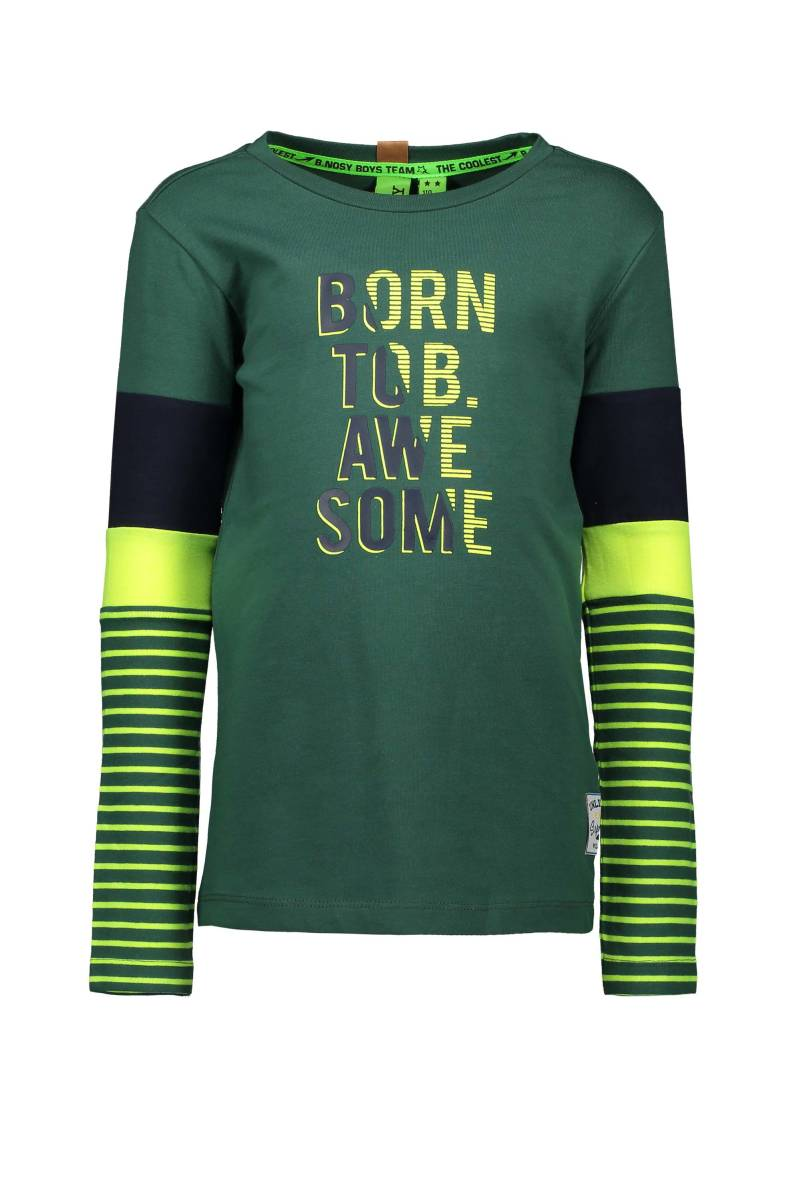B.Nosy Longsleeve Born to be awesome