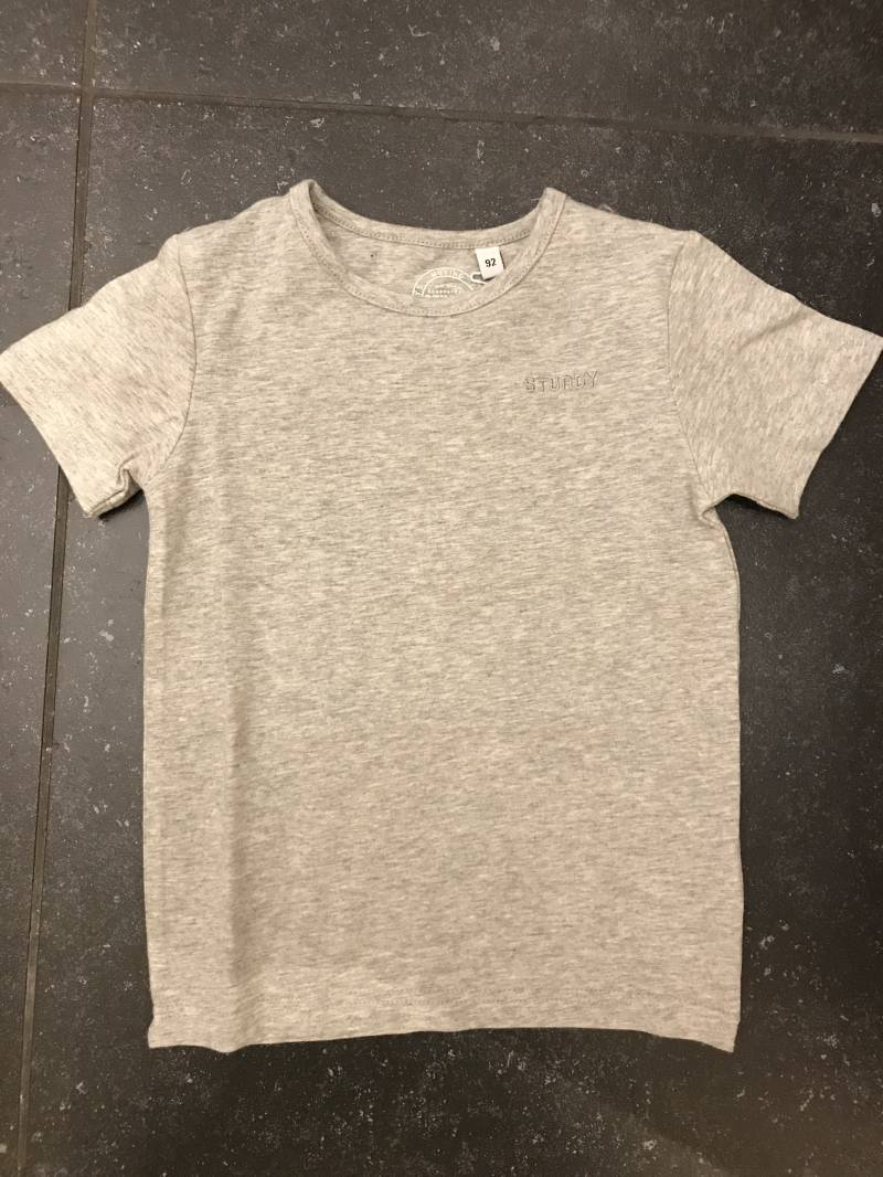 -50% Sturdy basis T-Shirt grijs