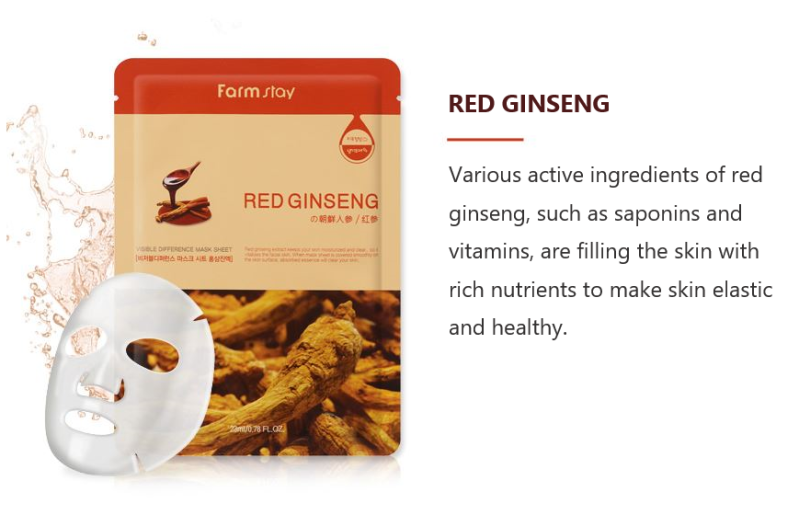 FARM STAY - RED GINSENG