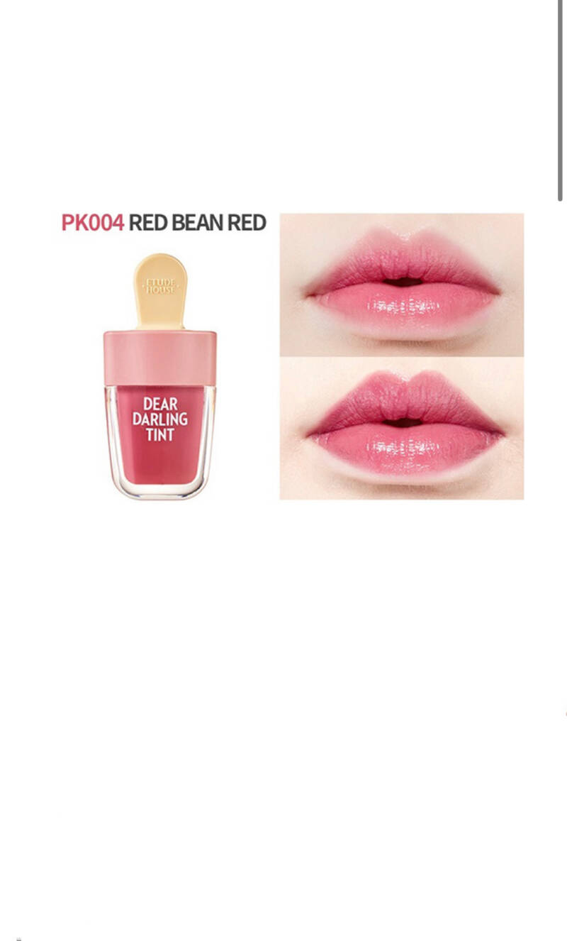 Etude House Dear Darling Water Gel Tint - Red Bean Red