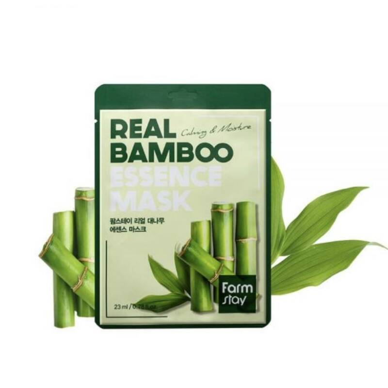 Farm STAY - REAL BAMBOO ESSENCE MASK
