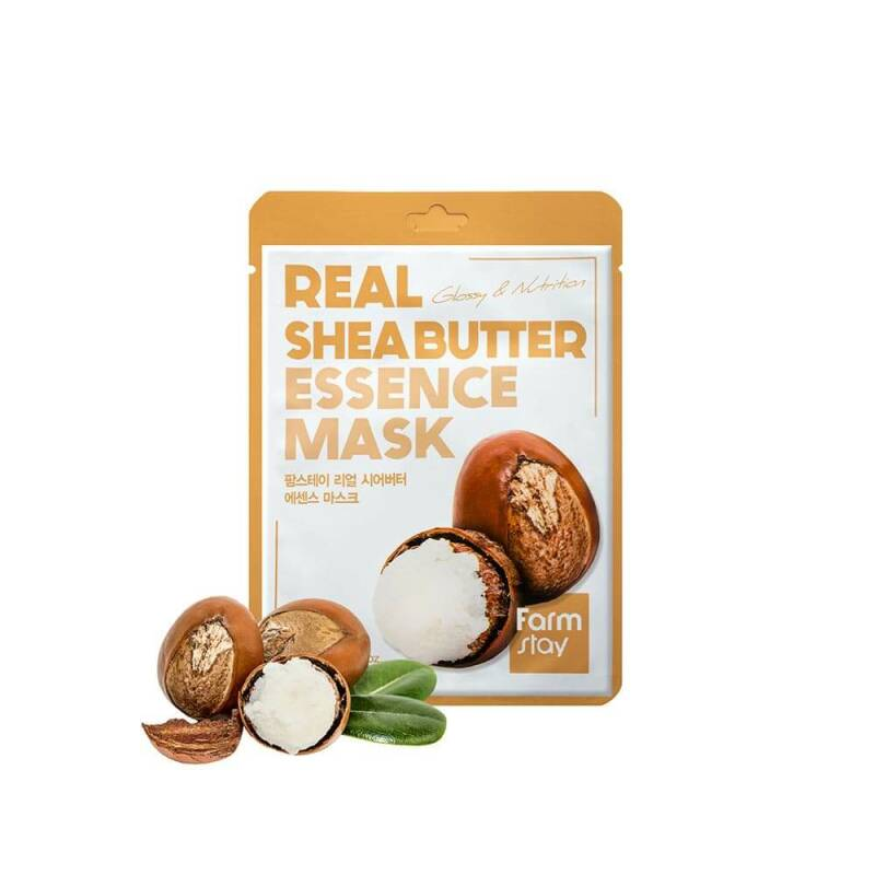 FARM STAY - REAL SHEABUTTER ESSENCE MASK