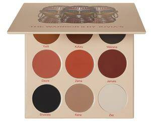Juvia eyeshadow pallette - The warrior II medium