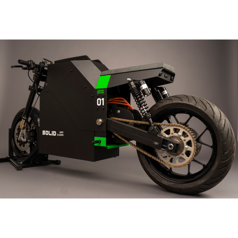 SOLID CRS-01 Electric Motorcycle
