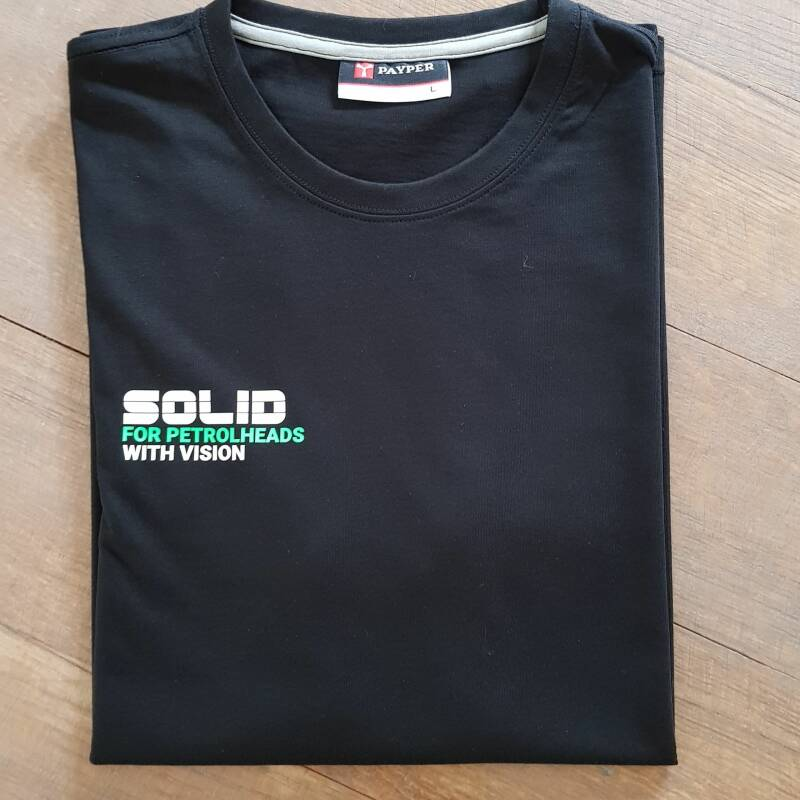 T-shirt FOR PETROLHEADS WITH VISION