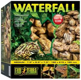 Ex waterval incl. pomp m