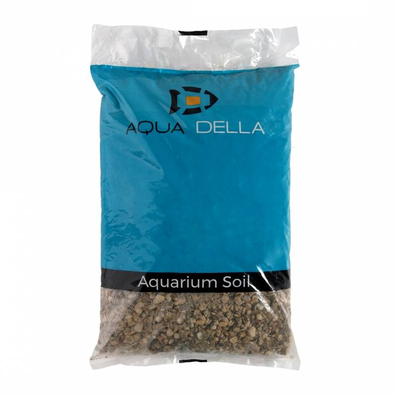 Aquariumgrind british brown 4-8mm 10kg