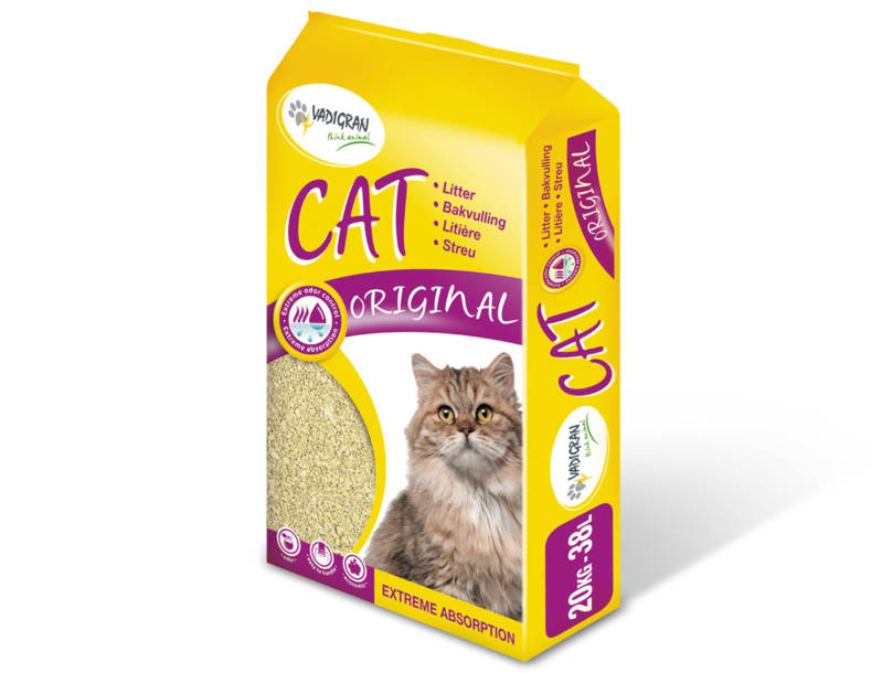 Cat Litter original 20kg