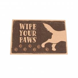 Vloermat outdoor wipe your paws  120x80cm