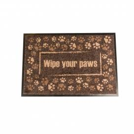 Vloermat indoor wipe your paws 60x40cm