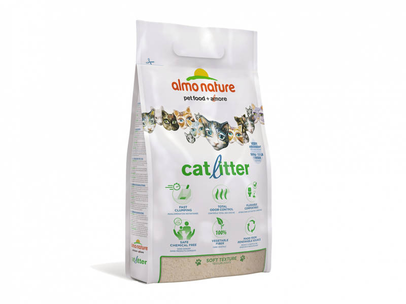 Cat litter Almo nature