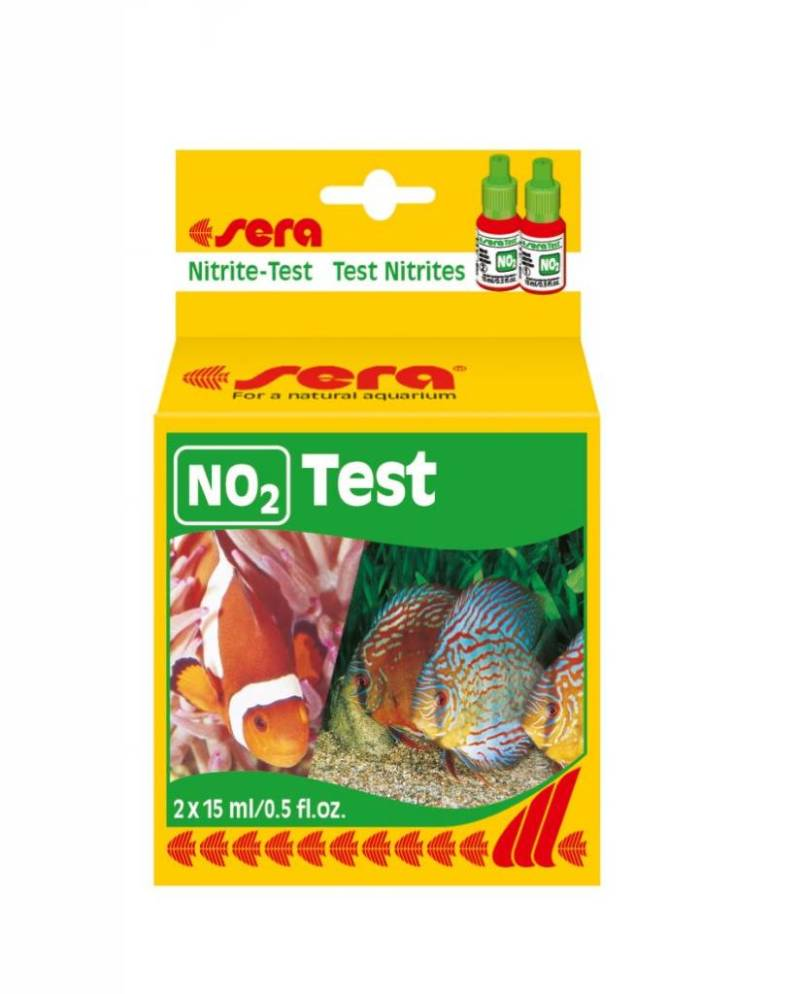 Sera no2 test (nitriet)