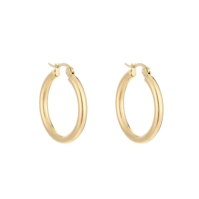 Classic Hoops - gold
