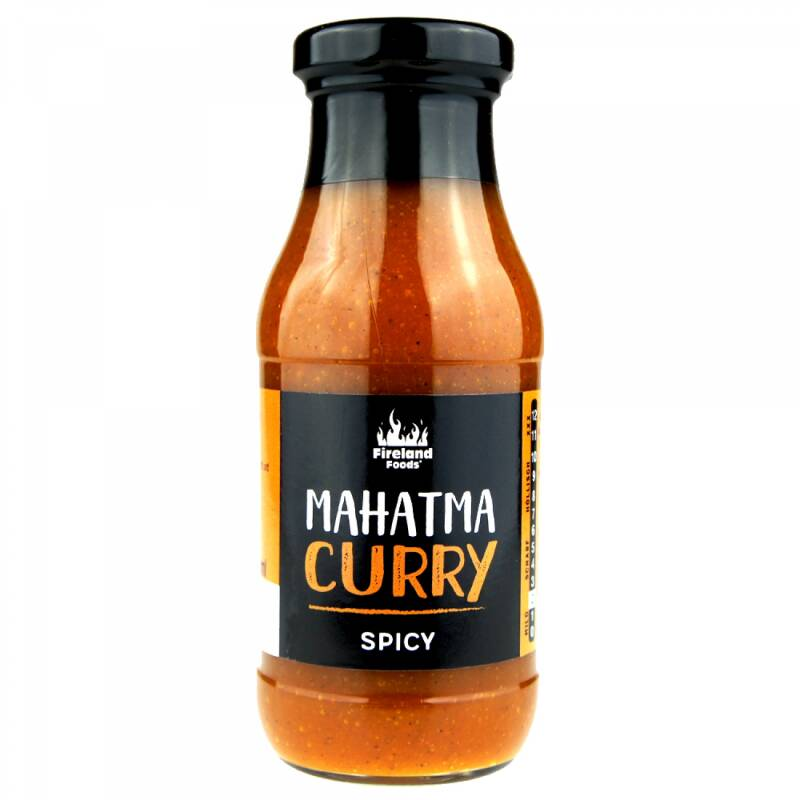 Mahatma Curry Spicy, 250ml