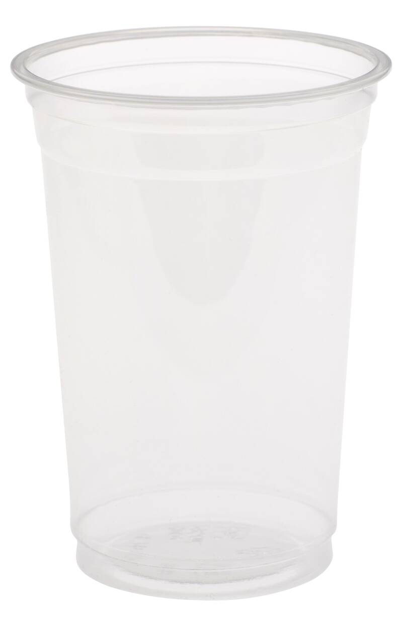 "rPET Becher ""Crystal"" 250ml"